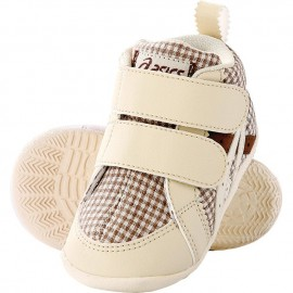 Baby Shoes ASICS Fabre First Brown