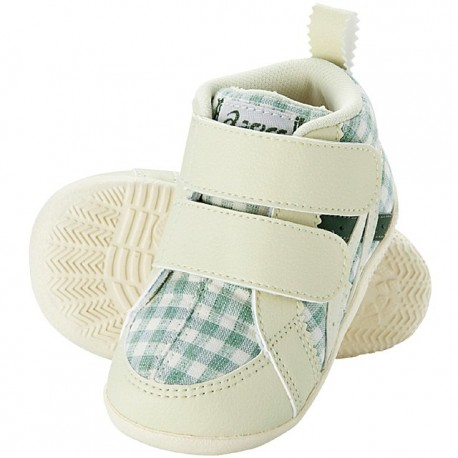 Baby Shoes ASICS Fabre First Green