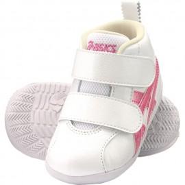Ботиночки ASICS Fabre First Белый и Розовый