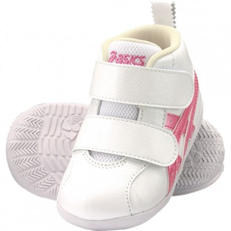 Baby Shoes ASICS Fabre First  White/Pink