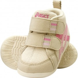 Baby Shoes ASICS Fabre First Beige/Pink