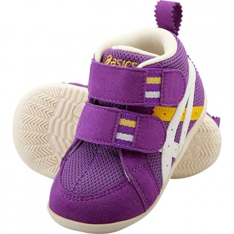 Baby Shoes ASICS Fabre First Violet/White