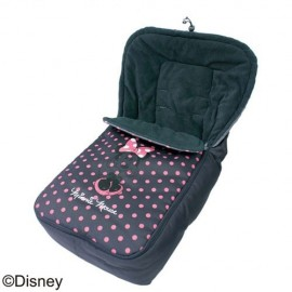 "NapoREX Stroller Foot Muff ""Minnie Mouse"""