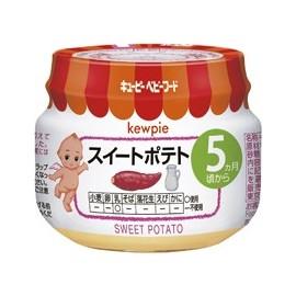 "Kewpie ""Sweet Potato"" сладкий картофель с 5 месяцев"