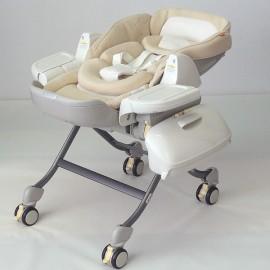 Колыбелька-стульчик автоматическая Combi White Label Roanju RU 70