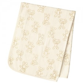 Combimini марлевое одеяльце для младенца H5150-217908