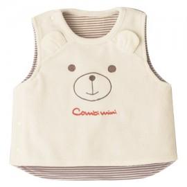Combimini двухсторонняя безрукавка  для новорожденного H3019-453302