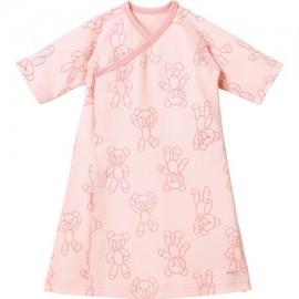 Combimini платье-пеленка для новорожденного Pink H3037-328104