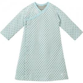 Combimini платье-пеленка для новорожденного Blue