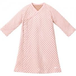 Combimini платье-пеленка для новорожденного Pink