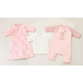 Combimini набор для новороженного Pink H3050-328902