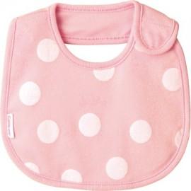 Combimini слюнявчик для новорожденного Pink H3025-201101