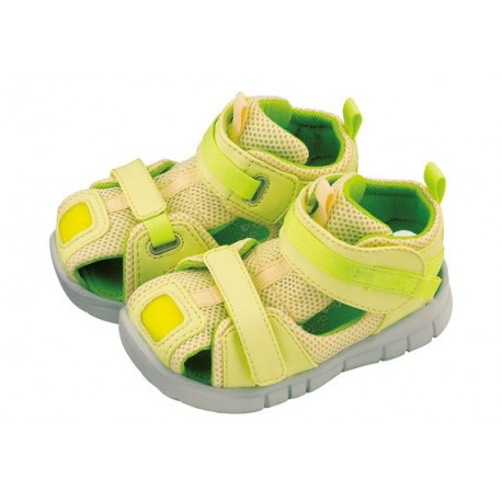 Pigeon baby sandals 3 Step New Color Lime Mint