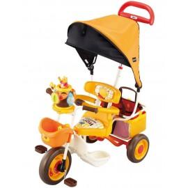 Трехколесный велоспед Ides Speeking Cargo Basic Winni-the Phoo