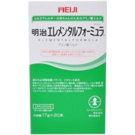 MEIJI Elemental Fomula 20 stick  x 17g (Milk Allergy)