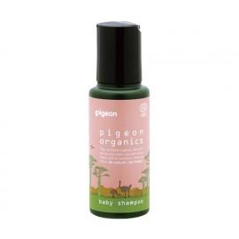 Pigeon Organics Baby Shampoo детский шампунь 80 мл
