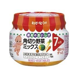 "Kewpie ""Mixed Vegetables"" овощная смесь с 7 месяцев"
