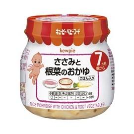 "Kwepie "" Rice Porridge with Chicken & Root Vegetables""  рисовая каша с корнеплодами и белым куриным мясом с 7 месяцев"