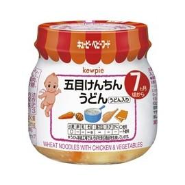 "Kewpie ""Wheat Noodles with Chicken & Vegetables"" лапша п-японски с 7 месчцев"