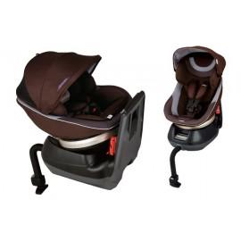 Child Car Seat Combi White Label Neroom Egg Shock NC-470