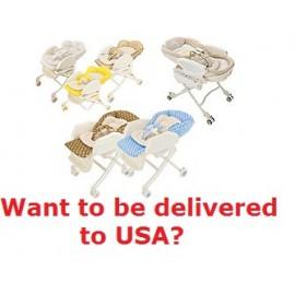 Доставка колыбельки-стульчика в США