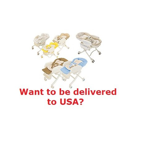 To buy delivery of High-Low Bed and Chair to USA