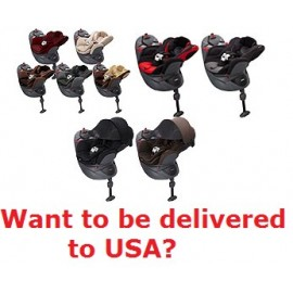 To buy shipping to USA for the car seat