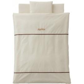 Aprica COCONEL набор постельного белья в кроватку-манеж