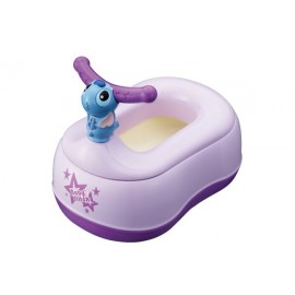 Детский горшок Combi Toilet De Step Baby Stich