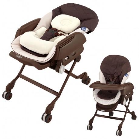 Колыбелька-стульчик автоматическая Combi AUTO SWING BEDi Plus