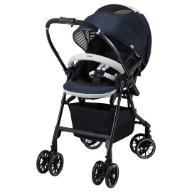 Stroller Combi White Label Mechacal Handy Auto 4 cas Egg Shock HG