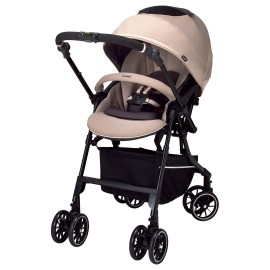 Stroller Combi White Label Mechacal Handy Auto 4 cas Egg Shock compact HG