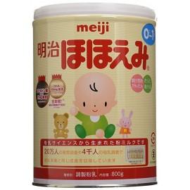 Meiji Hohoemi Powder Milk