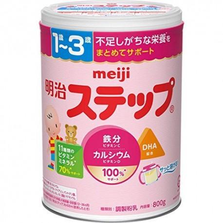 Meiji STEP Powder Milk