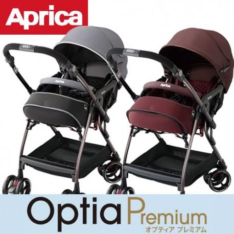 Коляска Aprica Optia Premium