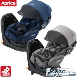 Child Carseat Aprica Fladea Grow ISOFIX 360° Safety Premium (3 Step)