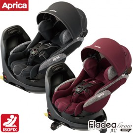Child Carseat Aprica Fladea Grow ISOFIX AC