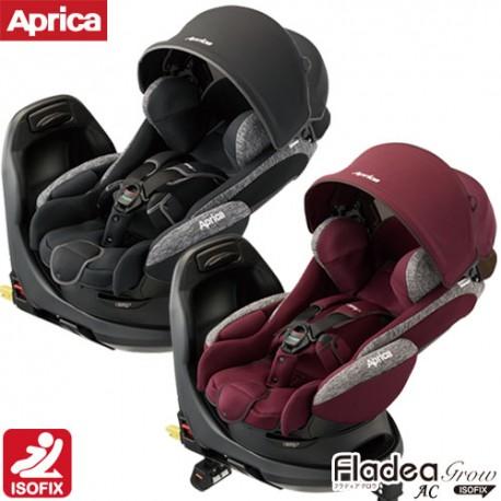 Child Carseat Aprica Fladea Grow ISOFIX AC