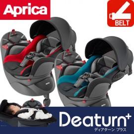 Child Carseat Aprica Deaturn + Premium (3 Step)