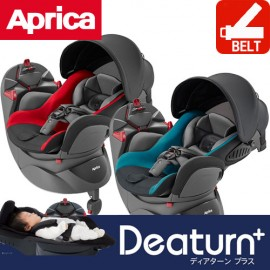 Child Carseat Aprica Deaturn + Premium