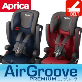 Автокресло Aprica Air Groove Premium (Belt Type)