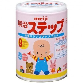 Meiji STEP Powder Milk