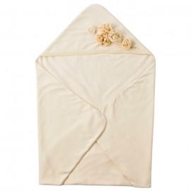 """Amorosa mamma одеяло-афган для новорожденного с мотивом """"Розы"""""""