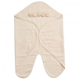 """Amorosa mamma одеяло-афган для новорожденного с мотивом """"Маленькие розы"""""""