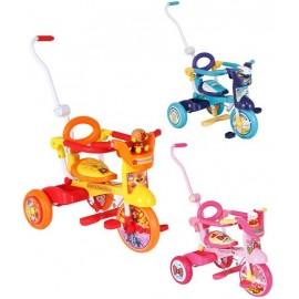 Трехколесный складной велосипед M&M  Filding Tricycle All In One+F