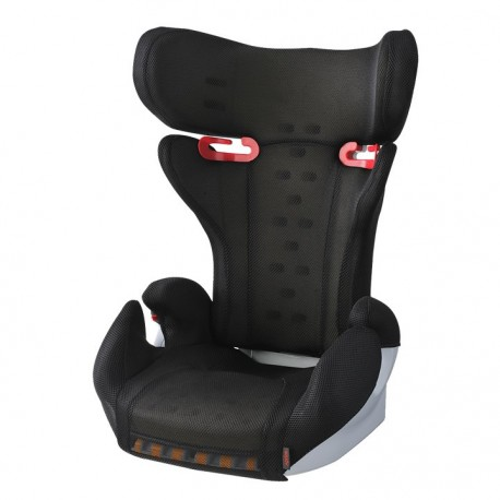 Carseat Aprica Marshmallow Junior Air -8 surppot Thermo Air Black
