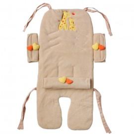 Amorosa mamma  набор в коляску из 4-х предметов