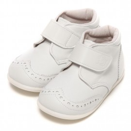 LEATHERIAN SECOND SHOES White