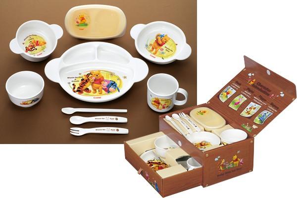 Combi Baby Dish Set