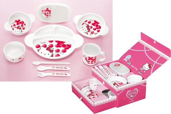 Сombi Baby Dish Set